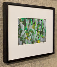 Load image into Gallery viewer, 'Abstract in Green and Grey' by Johan Waldenström