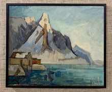Load image into Gallery viewer, 'Lofoten Islands' by Knut Norman