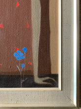Load image into Gallery viewer, 'Woman With Blue Flowers' by Fabian Lundqvist