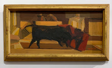 Load image into Gallery viewer, 'Tjurfäktning I Ipanema' (Bullfight in Ipanema)  by Ivar Morsing