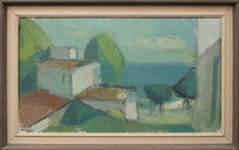 Load image into Gallery viewer, 'House by the Sea' by Stig Wernheden