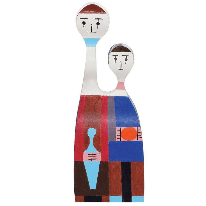 Wooden Doll No. 11 by Alexander Girard