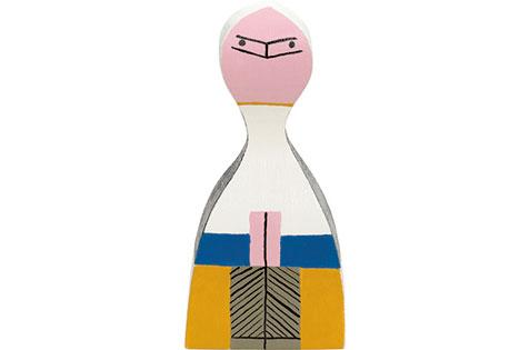 Wooden Doll No. 15 by Alexander Girard