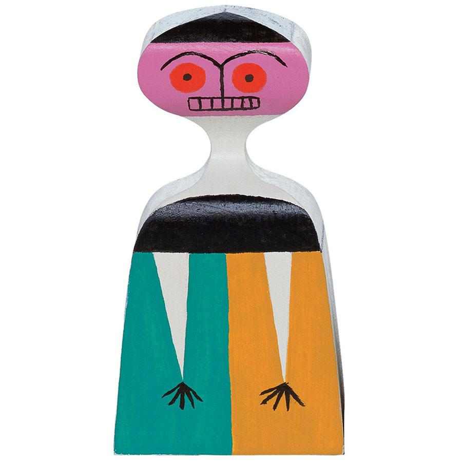 Wooden Doll No. 3 by Alexander Girard