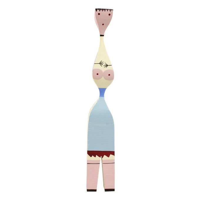 Wooden Doll No. 7 by Alexander Girard