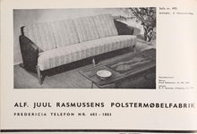 Load image into Gallery viewer, Three seat sofa - A. Hovmand-Olsen