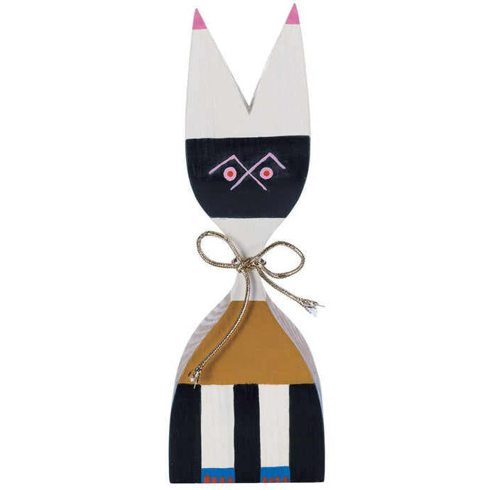 Wooden Doll No. 9 by Alexander Girard