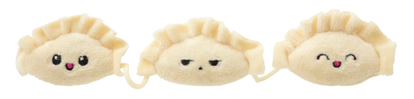 FuzzYard CAT TOYS - Dumplings