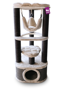 Petrebels Kings & Queens Cat Tree Catharina 120