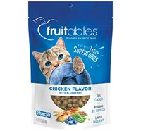 Fruitables Cat Treats Chicken with Blueberry 2.5oz