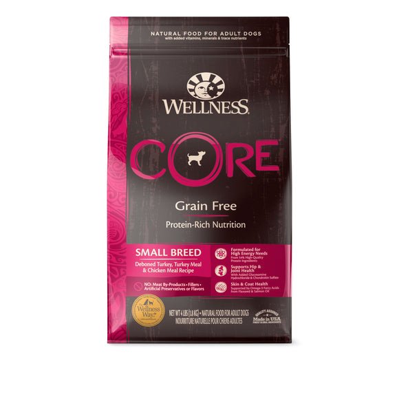 Wellness CORE Grain Free Small Breed (Original)