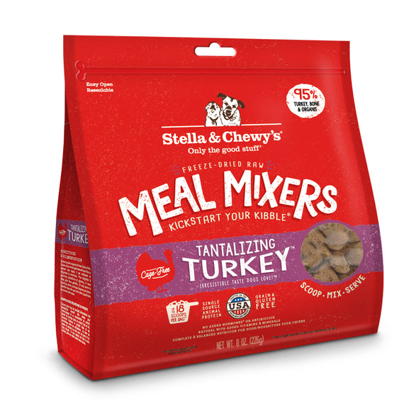 Stella & Chewy's Meal Mixers Tantalizing Turkey