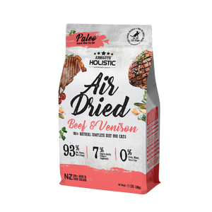 Absolute Holistic Air Dried Beef & Venison For Cat 500g