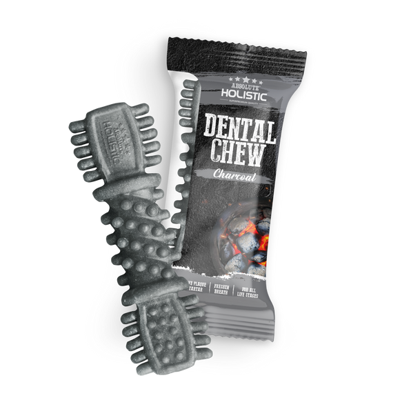 Absolute Holistic Dental Chew Charcoal 4