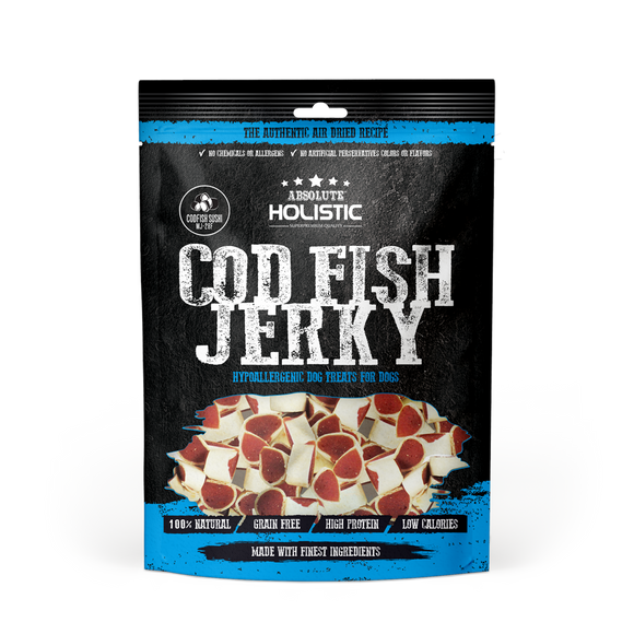 Absolute Holistic Grain Free Cod Fish & WhiteFish Sushi 100g