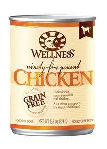 Wellness Mixer & Topper 95% Chicken 13.2oz