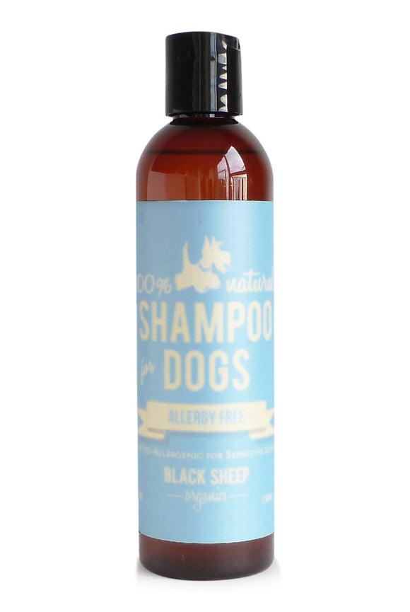 Black Sheep Organics Allergy Free Shampoo