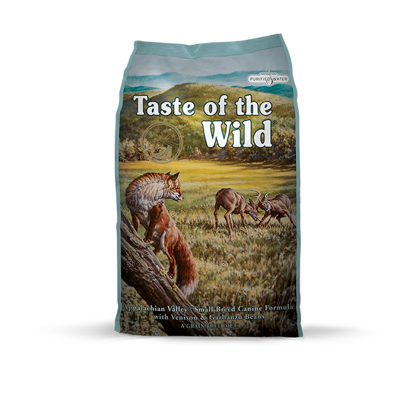 Taste of the Wild Appalachian Valley Small Breed Venison