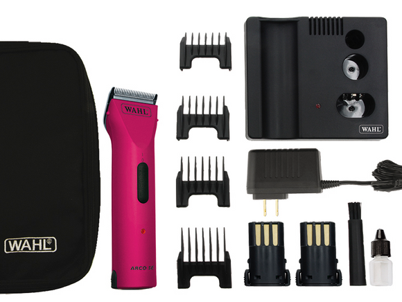 Wahl Arco Clipper (Hot Pink)