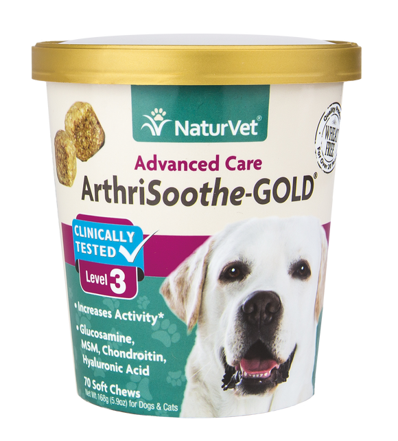 NaturVet Arthrisooth-GOLD Level 3