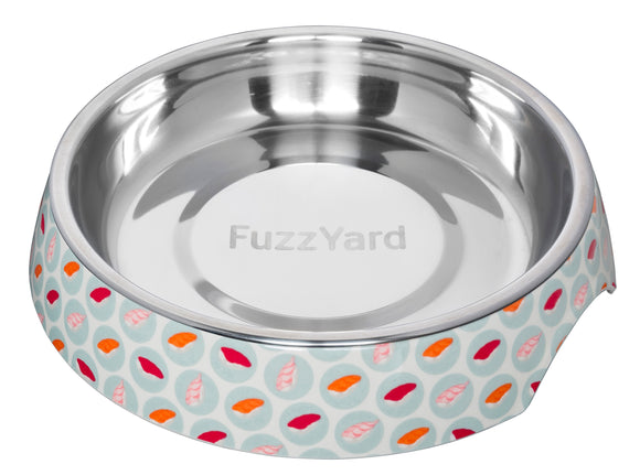 FuzzYard CAT BOWL - Sushi Delight