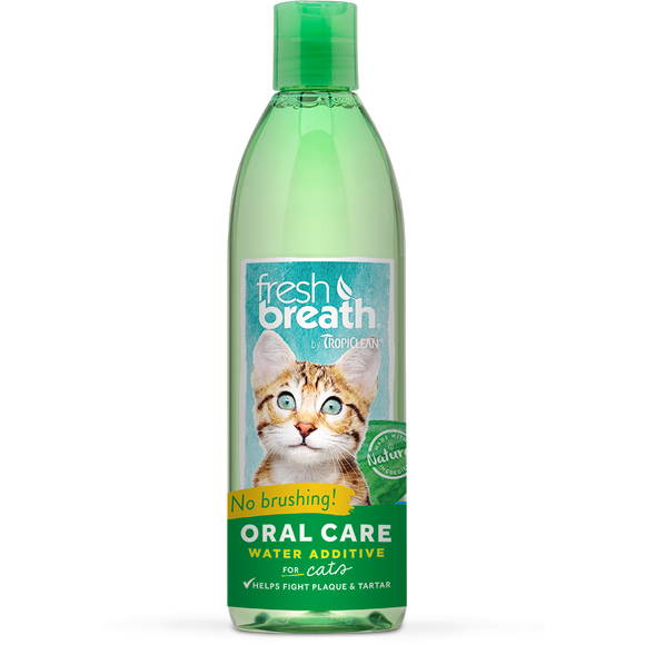Water Additive for Cats (8 fl. oz)