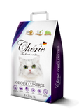 Chérie, Unscented Clumping Natural Wood Cat Litter 10L