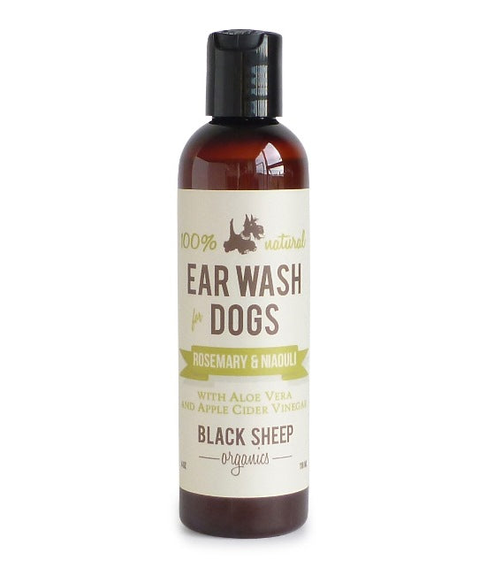 Black Sheep Organics Rosemary & Niaouli Ear Wash