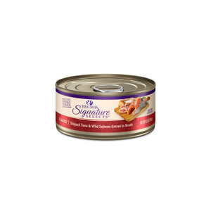 Wellness CORE Signature Selects Flaked Tuna & Salmon Canned Cat Food 5.3OZ