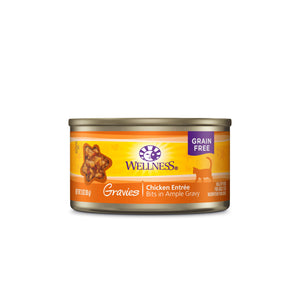 Wellness Complete Health Gravies - Chicken Entree 3oz