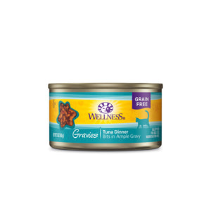 Wellness Complete Health Gravies - Tuna Dinner 3oz