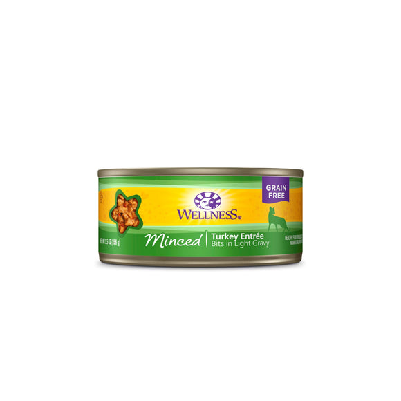 Wellness Complete Health Minced - Turkey Entree 5.5oz