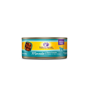 Wellness Complete Health Morsels - Tuna Entree 5.5oz