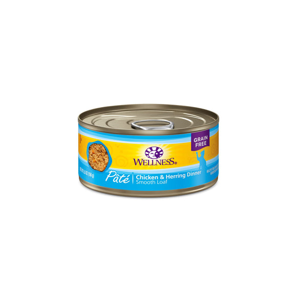 Wellness Complete Health Pate - Chicken & Herring 5.5oz