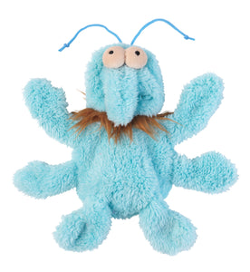 FuzzYard PLUSH TOYS FLAT OUT NASTIES Scratchmo the Flea