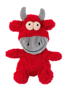 FuzzYard PLUSH TOYS FLAT OUT NASTIES Jordon the Bull