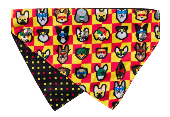 FuzzYard PET BANDANA - Doggoforce