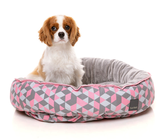 FuzzYard REVERSIBLE BEDS - Morganite