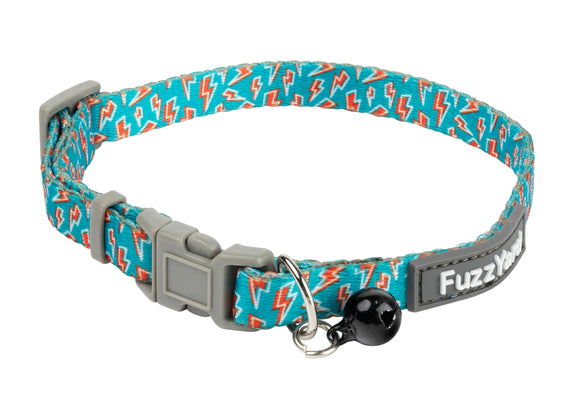 FuzzYard Cat Collar - Surge
