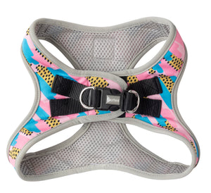 FuzzYard STEP-IN HARNESS - Jiggy