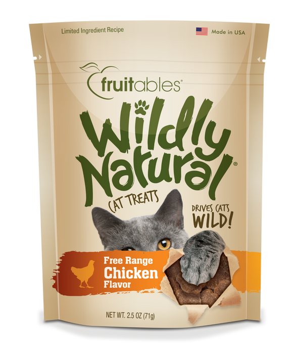 Fruitables Wildly Natural Chicken 2.5oz