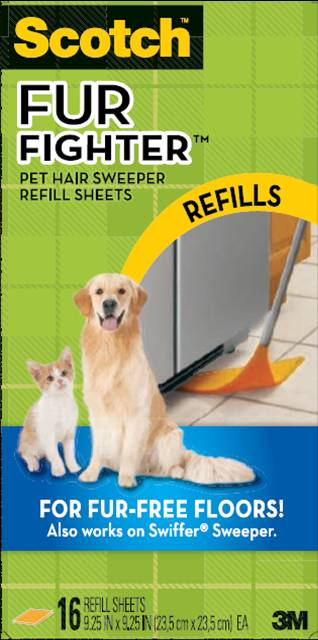3M Pet Hair Sweeper Refill