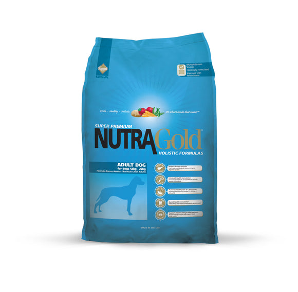 NutraGold Holistic Adult Dog 3kg