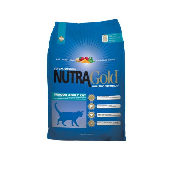 NutraGold Holistic Indoor Cat