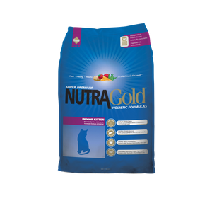 NutraGold Holistic Indoor Kitten 3kg