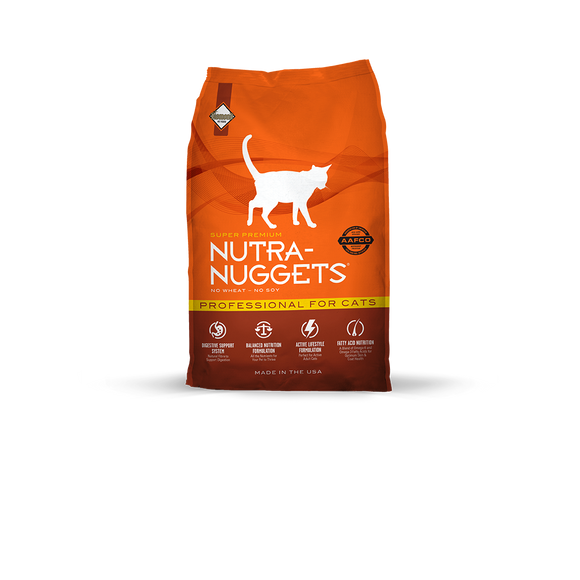 Nutra-Nuggets Professional Cat