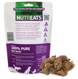 Nutreats Dog Treats-Beef Heart 50g Back