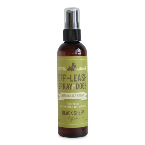 Black Sheep Organics Lemongrass & Mint Off-leash Spray