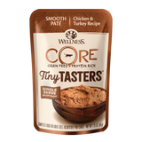Wellness CORE Tiny Tasters - Chicken & Turkey 1.75oz