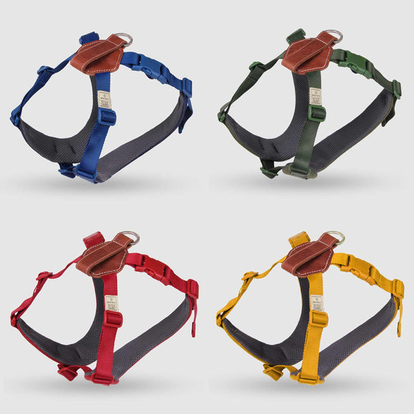 Sputnik COMFORT DOG HARNESS + LEASH SET